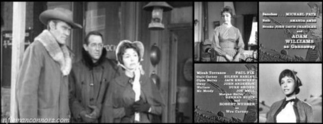 Amanda Ames/Eileen Hartley/Wallace Earl Sparks/Wally Laven - The Rifleman