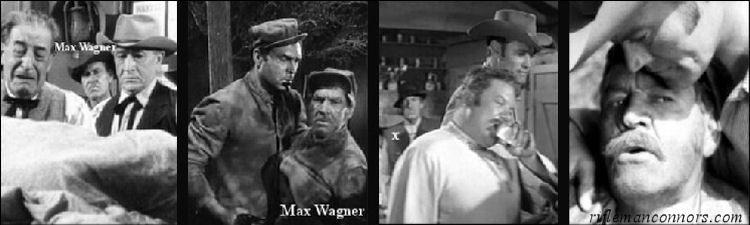 Max Wagner - The Rifleman