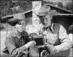 The Rifleman - The Brother-in-law - Episode 5
