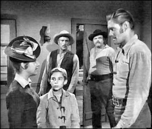 The Rifleman - The Sister - Episode 9