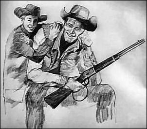 The Rifleman - The Three-Legged Terror - Episode 30