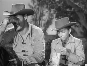 The Rifleman - The Apprentice Sheriff - Episode 11