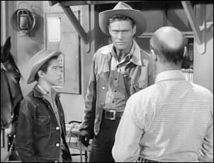 The Rifleman - The Day a Town Slept - Episode 139