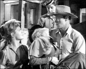 The Rifleman - Quiet Night, Deadly Night - Episode 146